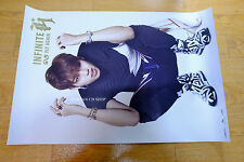 Infinite H - Fly Again (2nd Mini Album)  A ver. *Official POSTER* Folded Poster