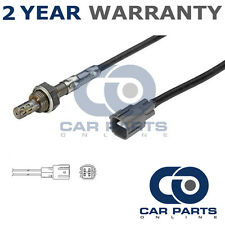 FOR SUBARU FORESTER 2.0 S TURBO 2001-02 4 WIRE REAR LAMBDA OXYGEN SENSOR EXHAUST
