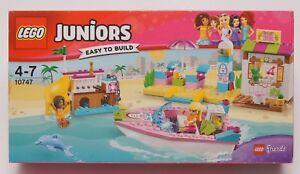 LEGO Juniors 10747 Andrea & Stephanies Strandurlaub NEU