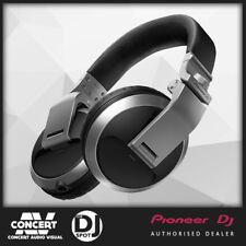 Pioneer HDJX5 Over-Ear DJ Headphones (Silver)