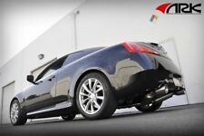 ARK Cat-Back Exhaust System Titanium for 2008-2015 Infiniti G37 Coupe RWD Q60