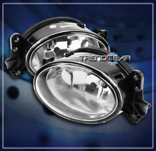 2007 2008 2009 MERCEDES-BENZ E-CLASS W211 BUMPER FOG LIGHTS LAMP CLEAR E280 E300