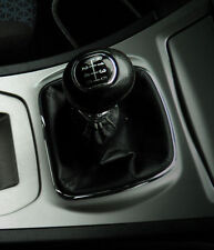 Genuine Cuir Gear Shift Boot Gaiter Cover Housse Fit Ford S-MAX 2006 - >