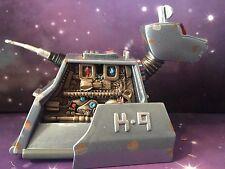 Doctor Who Clásico compañero Rusty K9 mk3 con Tire & Go motion 10th DR Época