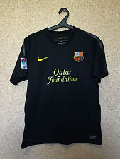 BARCELONA SPAIN 2011/2012 AWAY FOOTBALL SHIRT JERSEY CAMISETA MAGLIA NIKE