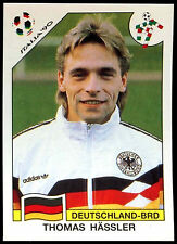 Italia'90 Thomas Hassler #207 Copa del Mundo Historia Pegatina Panini (C350)