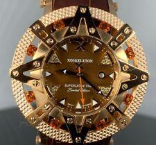 XO Skeleton Women's 41mm Superlative Star L.E. Swiss Stainless Steel Watch
