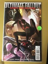 Ultimate Fallout #4 2011 1:25 Variant Marvel Comic 1st App Miles Morales VF/NM