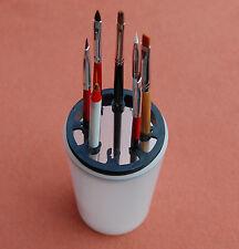 Pinselbox Small  Pinsel Aufbewahrung  Pinselreinigungsbox  Brush Holder