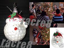 "Glee TV: Mr. Schuester's Golf Ornament ""A Very Glee Christmas."" Matthew Morrison"