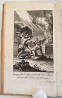 BIBBIA GIOVANNI GRANELLI L'ISTORIA SANTA GENESI TOMO SECONDO ZULIANI INC 1792