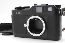 【MINT+++】EPSON R-D1S 6.1MP Digital Camera Black LEICA M Mount Body From JAPAN