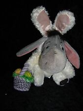 Official Disney Ehore In Bunny Rabbit Costume With Basket Of Eggs 2003 Easter