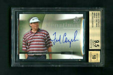 2004 Fred Couples Upper Deck SP Authentic Sign of the Times On-Card Auto BGS 9.5