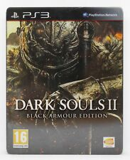 DARK SOULS 2 BLACK ARMOUR EDITION - PLAYSTATION 3 PS3 PLAY STATION PAL ESPAÑA II