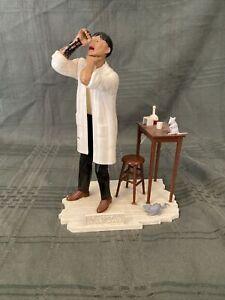 "Vintage 1964 Aurora ""Dr. Jekyll as Mr. Hyde"" Model Kit Built Up."