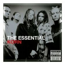 KORN - THE ESSENTIAL KORN 2 CD 28 TRACKS NEW METAL NEW+