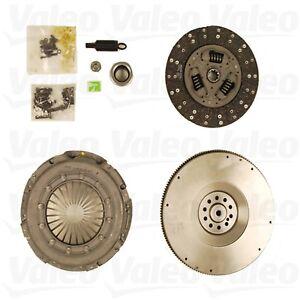 For Ford F-250/350/450/550 Super Duty 7.3L V8 Clutch Flywheel Kit Valeo 53302014