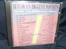Various – Motown's Biggest Pop Hits: All #1 On Billboard's Charts