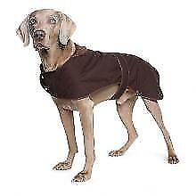 Manteau marron unisexe pour chien