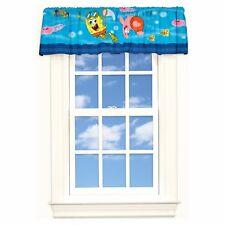 "Spongebob Squarepants Window Valance 50"" x 17"" NEW"