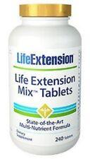 Life Extension - Mix Tablets - 240 Tabletten mit vielen Vitaminen