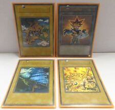 GCC Gioco Game Yu Gi Oh Play ITA IT ITALIANO ULTRA RARA - 4 X TOKEN - Promo YGLD