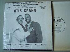 Otis Spann - THE EVERLASTING BLUES VS. (Lp) Press USA NEW