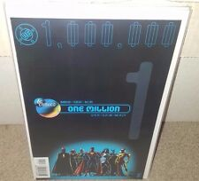 DC Comics One Million 1,000,000 Mini Series #1-4 by Grant Morrison & Val Semeiks