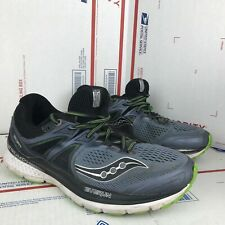Saucony Mens Triumph Iso 3 Blue Running Shoes S20346-4 Size 10.5