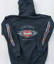 Harley-Davidson Sweatshirt Hoodie Size Medium Black Cape Town South Africa