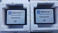 Semiconductor circuits TA35-250-48( Lots of 2 )