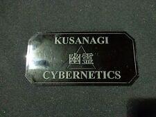 TTCombat - Sci Fi Scenics - Sign D - Kusanagi Cybernetics - Great for Infinity