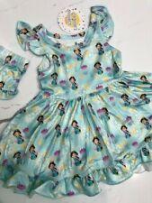 Princess Lotus- Charlie's Project Hugs Dress- 6-12M CLOSEOUT FINAL SALE