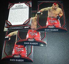 Dan Hardy 2011 Topps Finest UFC Card #57 146 120 111 105 99 95 89 Live Fight