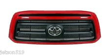 Genuine Toyota Tundra Rock Warrior Painted Radiant Red 3L5 Grille OE OEM NEW