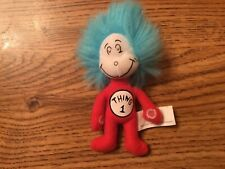 Thing 1 Cat in the Hat 4 inches