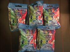 Lot of 5 PJ MASKS MINI FIGURE MICRO LITE FORCE New BLIND BAG PACKS