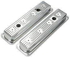 Trans-Dapt Performance Products 9702 Chrome Plated Steel Valve Cover