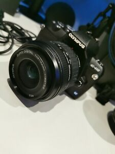 Olympus e410 camera