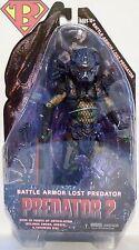 "BATTLE ARMOR LOST PREDATOR Predator 7"" inch Movie Figure Series 11 Neca 2014"