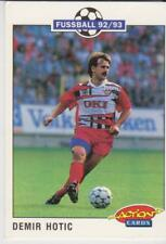Panini Fussball 92-93 Action Cards #99 Demir Hotic 1.FC Kaiserslautern