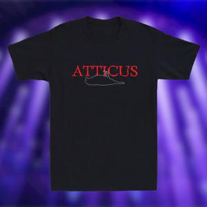 New Atticus Alternative Rock Band Men's T-shirt Short Sleeve USA Shipping