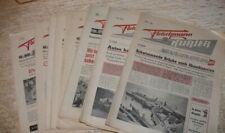 T19   Fleischmann Kurier  14 Ausgaben 1961-1965