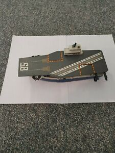1988 Micro Machines Military Battle Zones Sea Hawk Aircraft Carrier