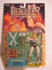 "Toy Biz Hercules Legendary Journeys Mt Olympus Games Atalanta 5"" Action Figure"
