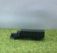 N Scale German Military Wartime Transport Truck