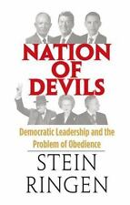 Nation of Devils: Democratic Leadership and the Problem of Obedience by Ringen,
