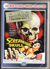 THE SCREAMING SKULL JOHN HUDSON PEGGY WEBBER ALEX NICOL AIP REGION FREE DVD NEW