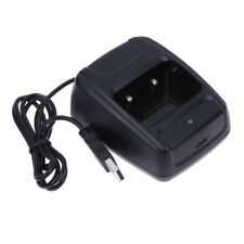 Radio Battery Charger USB for Baofeng BF- 888S Retevis H777 Walkie-Talkie HE